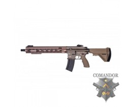 Автомат East Crane HK416D Geissele DE (14.5 дюймов)