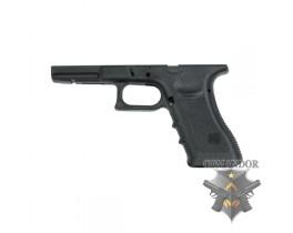 Рамка East Crane пистолетная для Glock 17 (черная)
