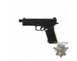 Пистолет EMG SAI BLU Pistol (Black)