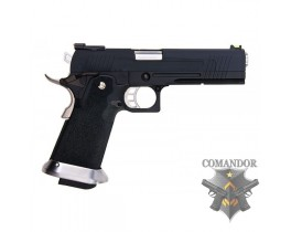 Пистолет AW Custom HX10 Split Frame Hi-Capa Competition Grade Gas Blowback