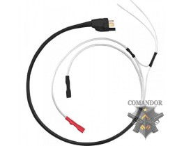 Проводка Grom Airsoft для M-серии/MP5/G3 с выводом в приклад (T-коннектор)