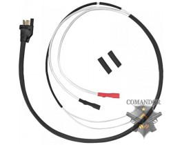 Проводка Grom Airsoft для G36-серии с выводом в приклад (T-коннектор)