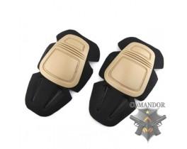 Наколенники Emerson Gen.3 Combat kneepads (tan)