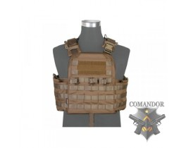 Жилет Emerson разгрузочный CP Style CPC Tactical Vest (coyote brown)