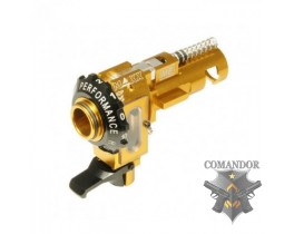 Камера MAXX хоп-апа Model CNC Aluminum Hopup Chamber ME-PRO w/ LED for M4 / M16 AEG (Except KWA) 11518 MX-HOP005PRL