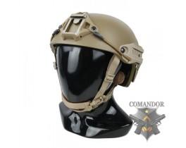 Шлем TMC AirFrame в обвесе L (DE)