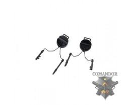 Переходник TMC Peltor Adapter for ACR (BK