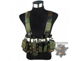 Жилет TMC D-Mittsu Chest Rig (Woodland)