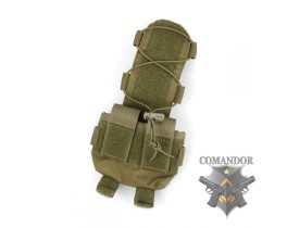 Подсумок TMC Mohawk MK2 battery case for helmet (Khaki)