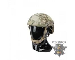 Чехол TMC для шлема OpsCore Maritime (Multicam)