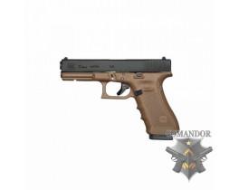 Пистолет Army Armament Glock 17 (песочный)