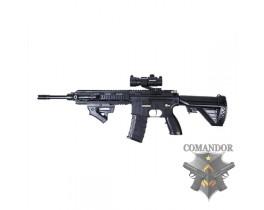 Автомат Orbeegun гидрогель HK416 Orbeez