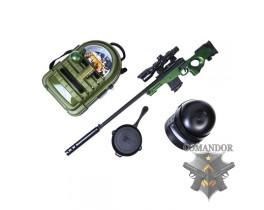 Набор Orbeegun гидрогель подарочный L96 5 предметов Orbeez