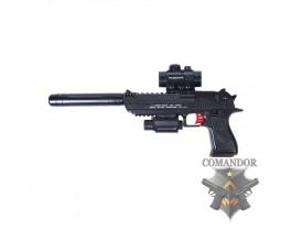Пистолет Orbeegun гидрогель Desert Eagle Orbeez