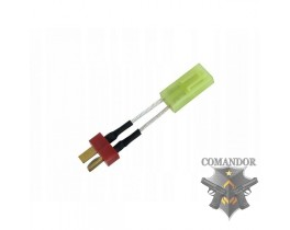 Переходник iPower с mini-Tamya на T-connector