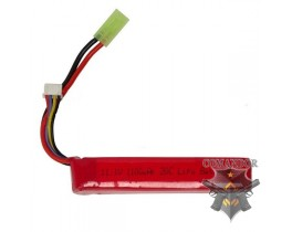 Аккумулятор Storm Li-Po 11.1v 1100 mAh mini-Tamiya