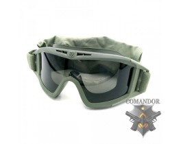 Очки Revision Desert Locust Military Goggle System 2 lens (folliage green)