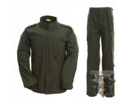 Комплект Web-Tex формы китель с брюками ACU rip-stop (olive), размер L