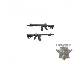 Автомат King Arms M4 TWS KeyMod Carbine - GY