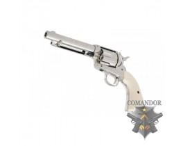 Револьвер King Arms SAA .45 Peacemaker Revolver S - Silver
