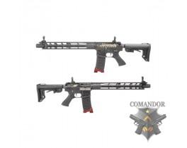 Автомат King Arms M4 TWS M-Lok Ver. 2 Limited Edition Rifle - Gun Metal Grey