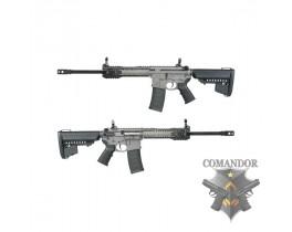 Автомат King Arms Black Rain Ordnance Carbine - Carbon Fiber Pattern (updated new version)