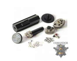 Набор для тюнинга Prometheus Max torque gear set ver2 for Marui AEG (M150-M200)