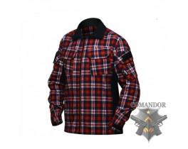 Рубашка Phoenix Urbanite размер S (Красная клетка)