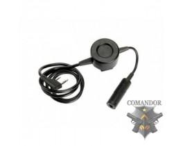 Кнопка SkyTac TCI Tactical PTT Kenwood (black)