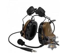 Наушники SkyTac активные ARC Comtac III Headset (coyote brown)