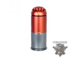 Граната SHS подствольная алюминиевая для M203 (120 шаров)