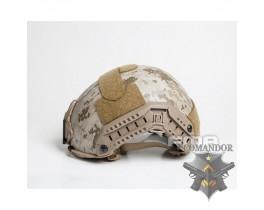 Шлем FMA Fast ballistic OPS Core Aramid толстостенный M/L (AOR1)