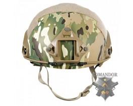 Шлем FMA баллистический OPS Core Aramid MC толстостенный (L/XL)