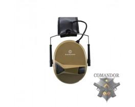 Наушники Earmor активные M30 (Tan)