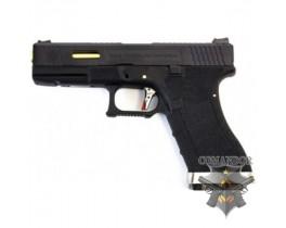 Пистолет EMG SAI Tier One Standard Custom Pistol Aluminium (Black)