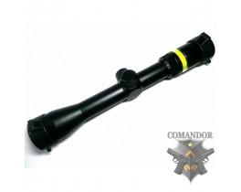 Прицел BOG SSC 3301 3-9X40 Optic Fibre (Green)