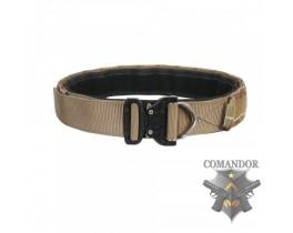 Пояс Emerson тактический Blue Label Cobra 1.75-2 inch Combat Belt размер L (coyote)