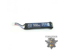 Аккумулятор BlueMax 7.4v 550mAh 20C для AEP
