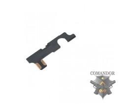 Планка переключения огня GD GE-07-12 Anti-Heat Selector Plate for M16 Serie