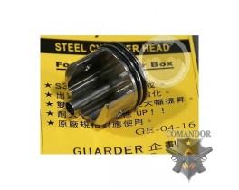 Стальная голова цилиндра GE-04-16 Stainless Steel Cylinder Head - Ver.6