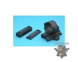 Кольца для оптического прицела GP 510 30mm Red Dot Sight QD Mount
