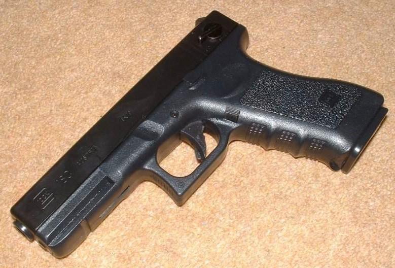 Обзор Tokyo Marui Glock 18C AEP